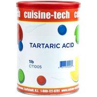 Cuisine Tech Tartaric Acid - 1 can - 1 lb