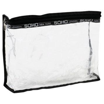 Soho Basics Bottle Bag, Clear, 1 bag