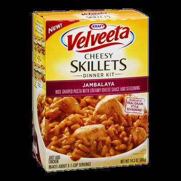 Velveeta Cheesy Skillets Dinner Kit Jambalaya