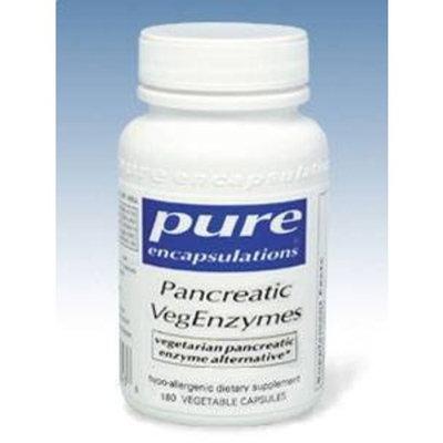 Pure Encapsulations - Pancreatic VegEnzymes 180 vcaps