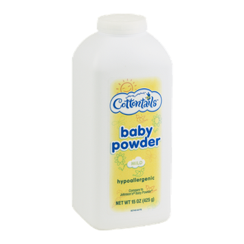 Cottontails Baby Powder Mild