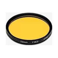 ProMaster 52mm Yellow Filter for Black and White Photography