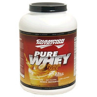 Champion Nutrition Whey Stack, Chocolate Peanut Butter 5 Pounds Tub