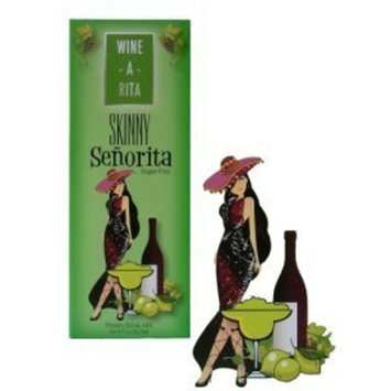 Wine-a Rita Wine-A-Rita Mix - Delicious Frozen Drinks Made with Wine - Skinny Senorita - By Wine-A-Rita