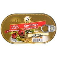 Brivais Vilnis Sardines in Tomato Sauce ( 190 g )