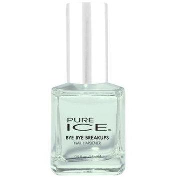 Pure Ice Nail Hardener, Bye Bye Breakups, 0.5 fl oz