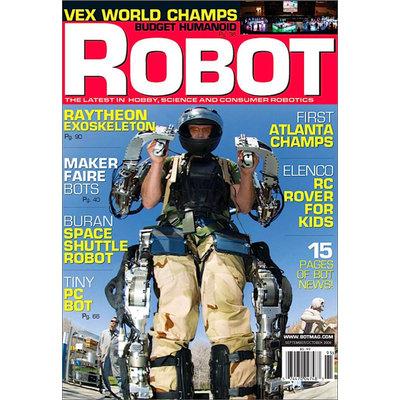 Kmart.com Robot Magazine - Kmart.com