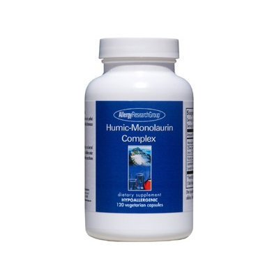 Allergy Research Group Humic-Monolaurin Complex 120vcaps