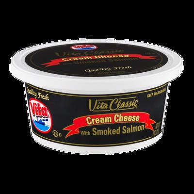 Vita Classic Cream Cheese with Smoked Salmon