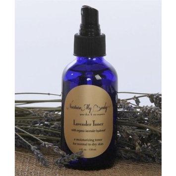 Nurture My Body Organic Lavender Toner for All Skin Types