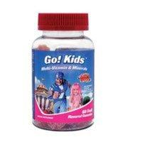 Go! Kids Lazy Town Kid's Multivitamin & Multimineral Gummies, 60 ct