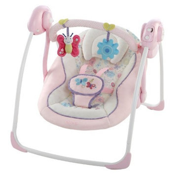 Comfort & Harmony Comfort & Portable Swing - Pink by Harmony