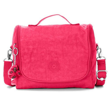 Kipling Kichirou Insulated Lunch Bag Vibrant Pink
