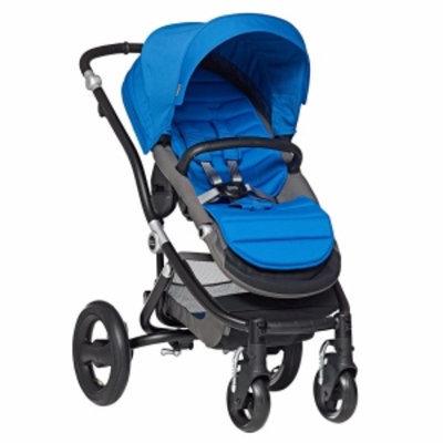 Britax Affinity Complete Stroller, Sky Blue, Black, 1 ea