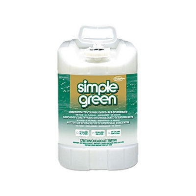 Simple Green SMP 13006 All-Purpose Industrial Strength Cleaner-Degreaser- Pail