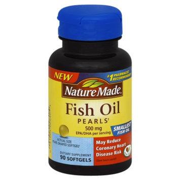 Nature Made Omega-3 Pearls 183 mg