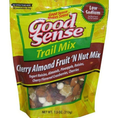 Good Sense Cherry Almond Fruit 'N Nut Snack Mix, 7.5-Ounce (Pack of 6)