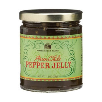 Pepper Creek Farms 1B Green Chile Pepper Jelly - Pack of 12