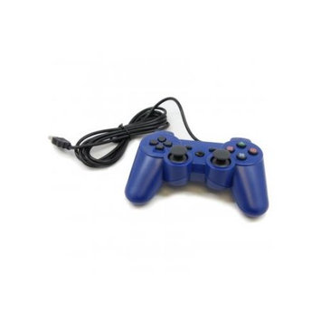 Supersonic Gaming controller for PlayStation 3-BLUE