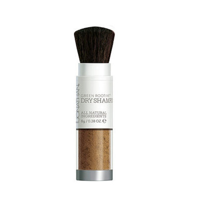 Jonathan Product Green Rootine Dry Shampoo Brush On Hair Powder