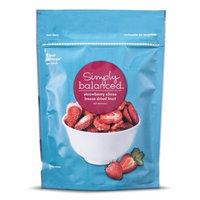 Simply Balanced Fruit Strawberries 1.0 oz