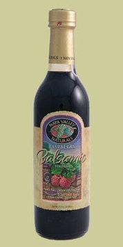 Napa Valley Naturals Raspberry Balsamic Vinegar (12x12/12.7 Oz)