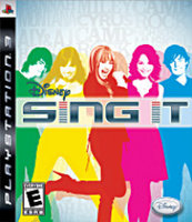 Disney Sing It Bundle with Mic