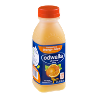 Odwalla All Natural Pasteurized Orange Juice