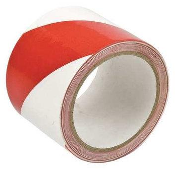 BRADY 55297 Warning Tape, Roll,3In W,54 ft. L