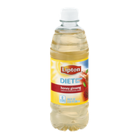 Lipton® Diet Green Tea Honey Ginseng