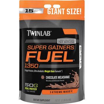 Twinlab - Super Gainers Fuel 1350 Chocolate Milkshake - 12 lbs.