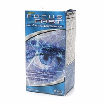 Focus Fast Neuro Focusing Agent