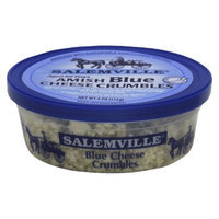 Salemville Amish Blue Cheese Crumbles 4 oz