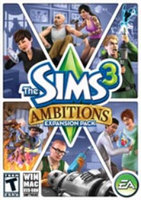Electronic Arts The Sims 3 Ambitions Expansion Pack (Win/Mac)