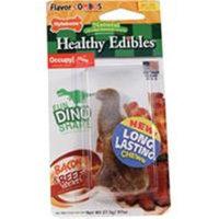Nylabone Healthy Edibles Dinosaur T-Rex Beef & Bacon - Small