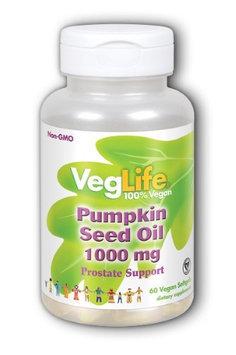 Pumpkin Seed Oil VegLife 60 Softgel
