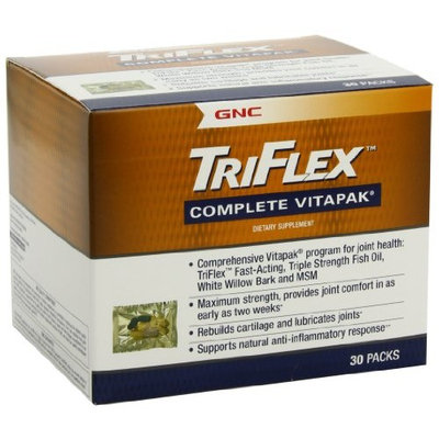 Gnc Triflex Complete Vitamin Pack, 30 Count