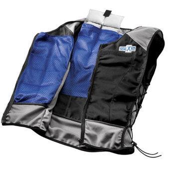 Techniche KewlFit Performance Cooling Vest Black/Silver 3X-Large/4X-Large