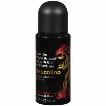 Designer Imposters Mascolino Deodorant Body Spray