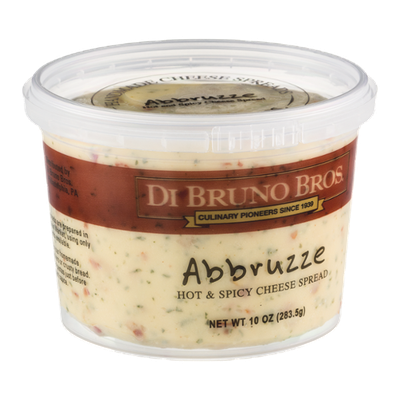 Di Bruno Bros. Handmade Cheese Spreads Abbruzze