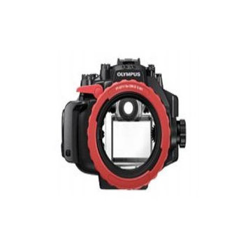 Olympus PT EP11 - Marine case for digital photo camera with lenses - polycarbonate