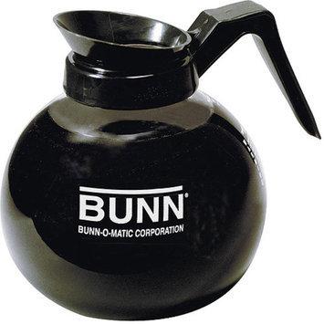 Bunn BUNN 42401 12-Cup Commercial Glass Decanter, Orange
