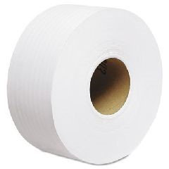 KIMBERLY-CLARK PROFESSIONAL* 67223 SCOTT 100% Recycled Fiber JRT Jr. Bathroom Tissue- 2000ft- 12/Carton