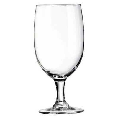 Room Essentials Water Goblet Glasses Set of 4