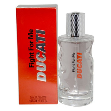 Ducati Fight For Me Eau de Toilette Spray, 3.3 fl oz