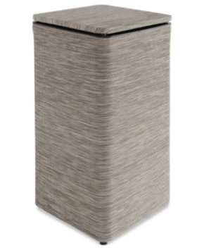 Lamont Home LaMont Home Cambria Apartment Hamper - Sage/Brown