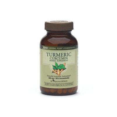 GNC Herbal Plus Turmeric Curcumin