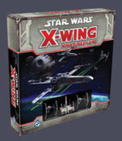 Fantasy Flight Games Star Wars: X-Wing Miniatures Game - X-Wing Expansion Pack