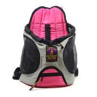 Kyjen Outward Hound Designer Pet Front Carrier, Medium, Pink