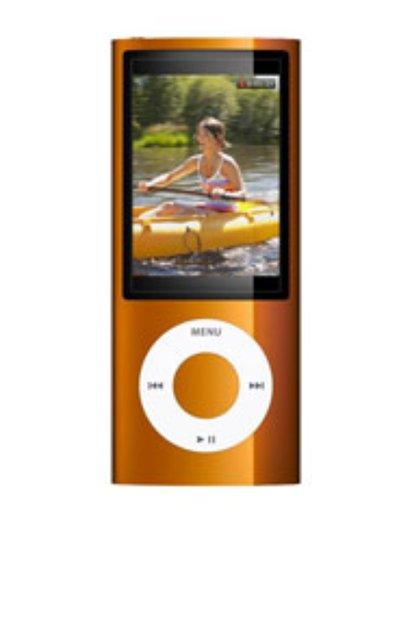 iPod nano(R) Gen 5 8GB - Orange
